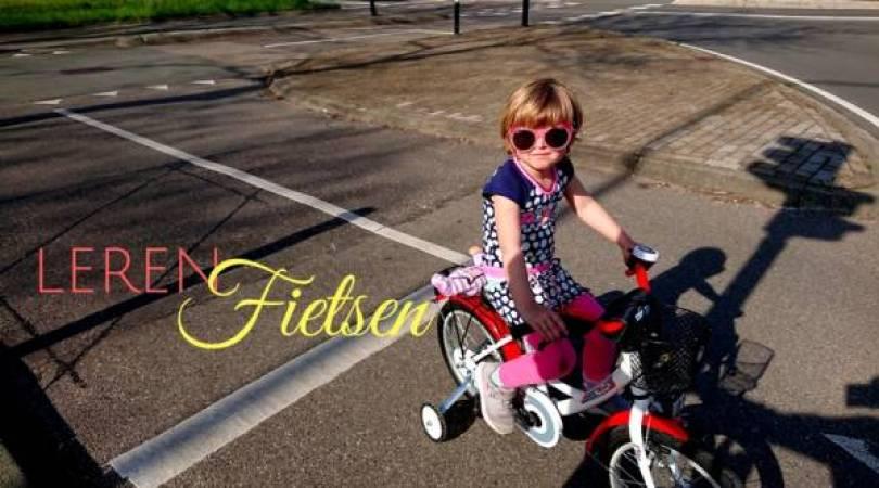 leren fietsen - Zo leer je jouw kind fietsen op de allerleukste manier!