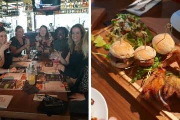TGI Fridays1 - Lekker eten bij TGI Fridays en een blind date met 7 vrouwen!