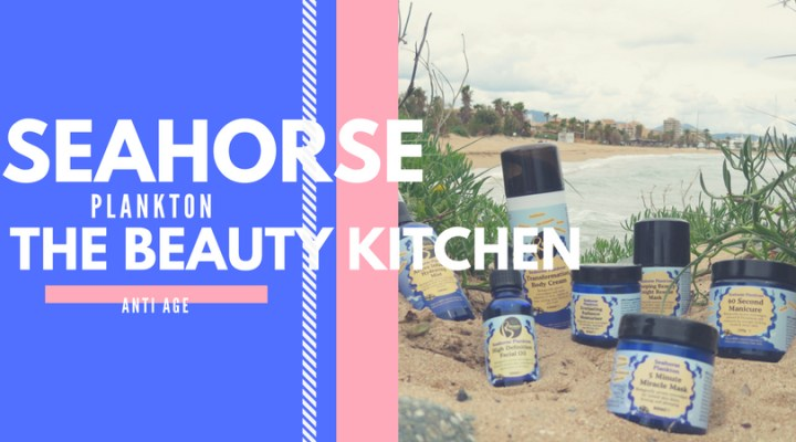 seahorse plankton by the beauty kitchen1 - Review | Seahorse Plankton van de Beauty Kitchen | Anti-age