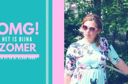 zomer tag - De zomer tag   Ben jij al klaar voor de zomer?