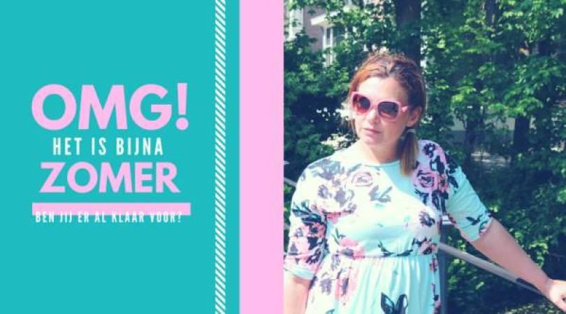 zomer tag - De zomer tag | Ben jij al klaar voor de zomer?