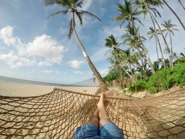 Toe aan vakantie!