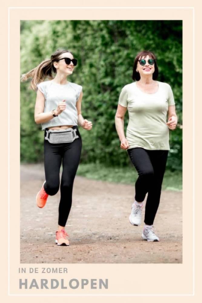 hardlopen in de zomer - Hardlopen in de zomer, waar moet je aan denken?