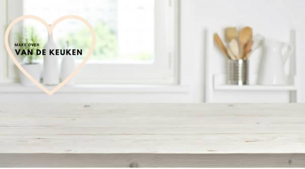 make over - Een make over van de keuken doe je zo!
