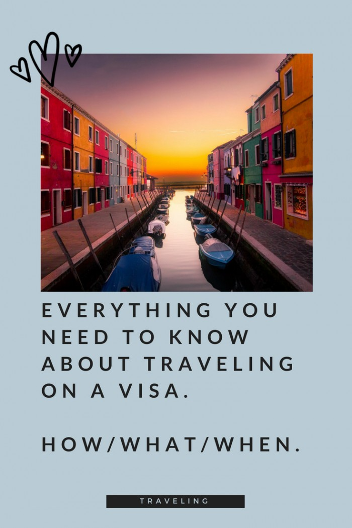 Everything you need to know about travelling on a visa - Wat is een visum en wanneer heb ik hem nodig?