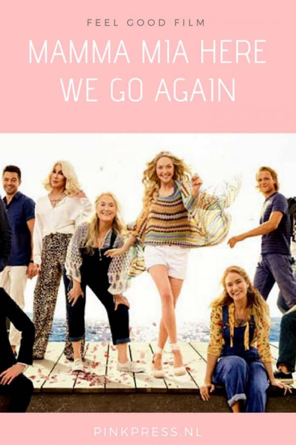 Mamma Mia here we go again review - Mamma Mia, here we go again!