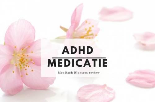 medicatie adhd