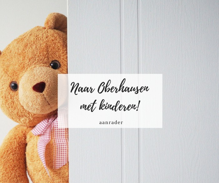 oberhausen met kinderen