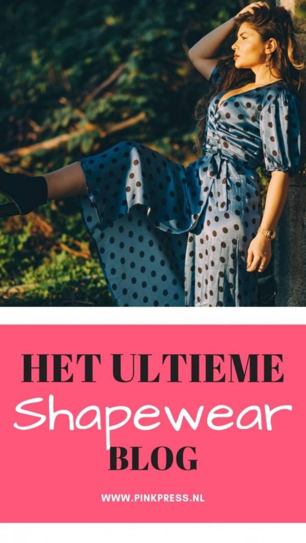 ultieme shapewear blog - Alles wat je moet weten over shapewear