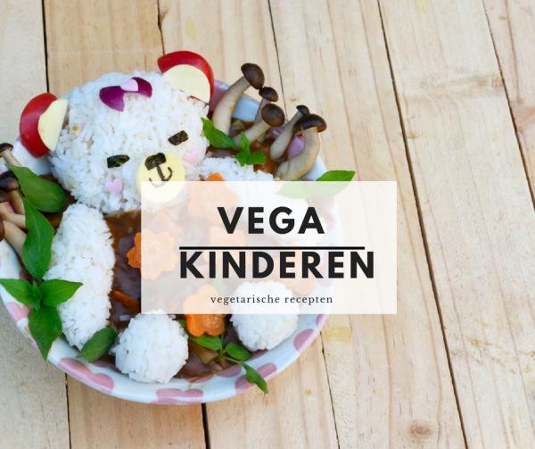vegetarische recepten voor kinderen