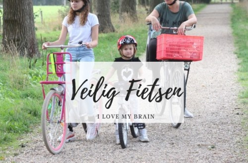 VEILIG FIETSEN - Veilig op de fiets naar school | I love my brain