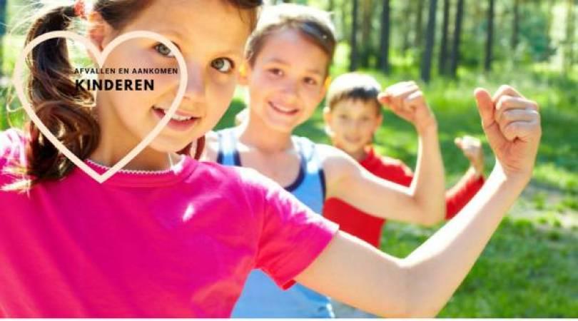 afvallen en aankomen - Afvallen en aankomen met kinderen   tips en tricks