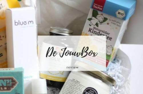 jouwbox review - Jouwbox | Editie 2 door Ralph Moorman | Met pulled veggie recept!