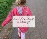 buiten spelen - Een weekend weg naar het buitenland met de kinderen
