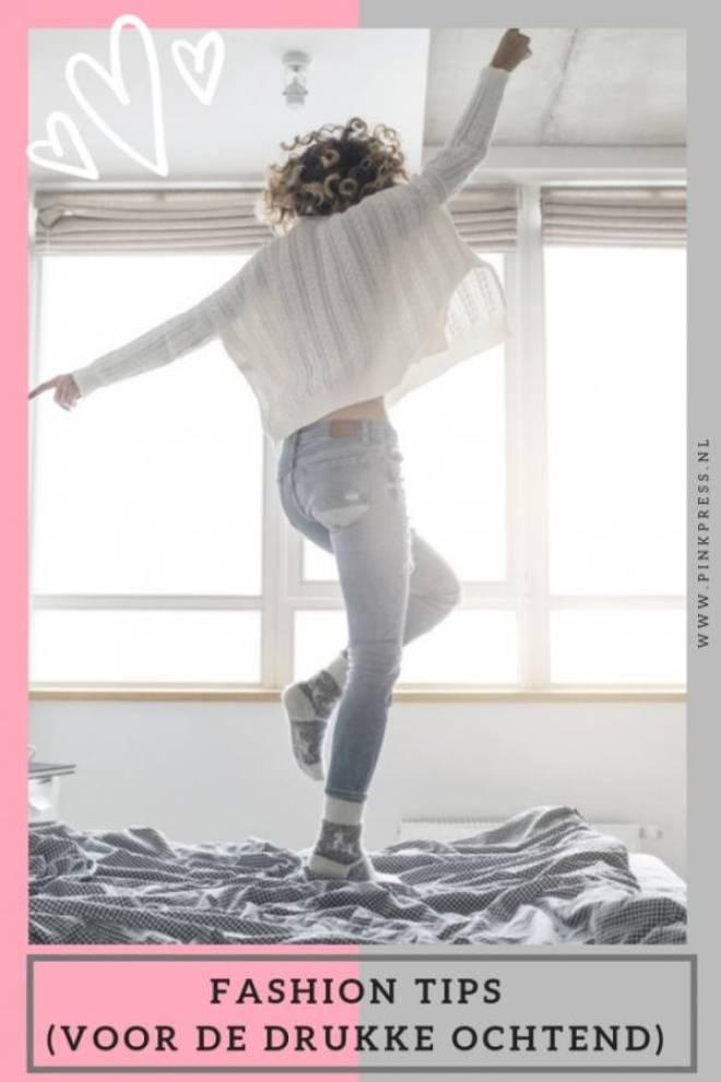 fashion tips voor de drukke moeder in de ochtend - Lekker makkelijke fashion tips voor als je het even niet meer weet!