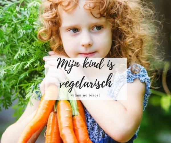 Als jouw kind vegetariër is | Komen ze niet tekort?