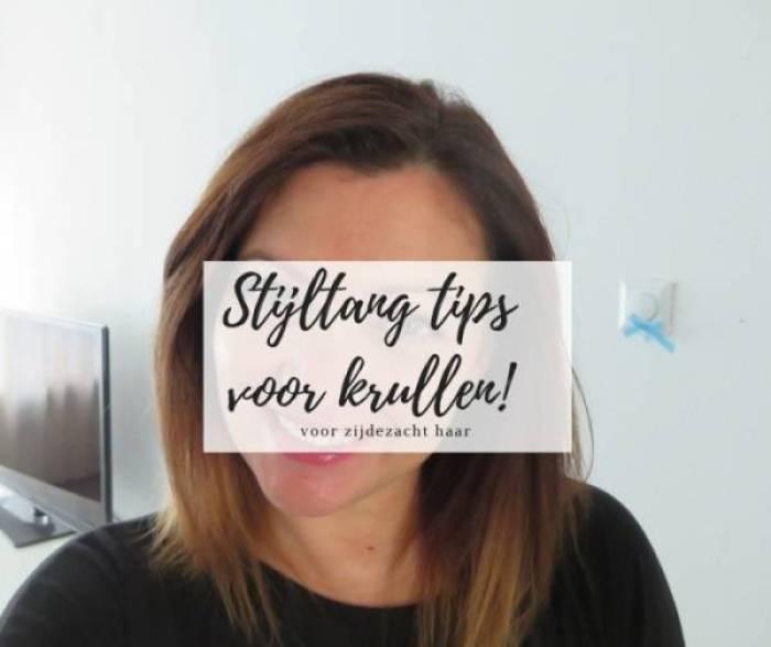 stijltang tips - Van krullen naar stijl haar   stijltang tips voor zijdezacht stijl haar