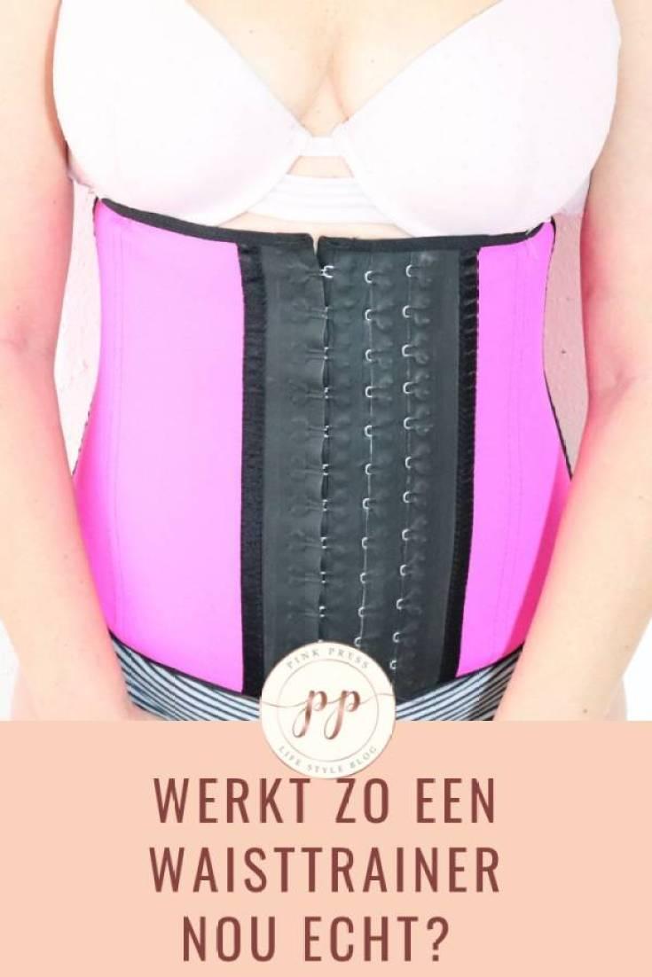 review getest de waisttrainer slanke taille - Het waist trainer review die je gelezen moet hebben