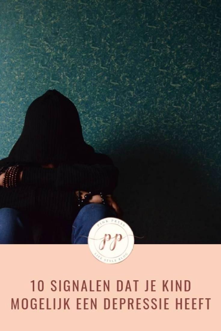 10 Signalen dat je kind mogelijk een depressie heeft - 10 Signalen dat je kind mogelijk een depressie heeft