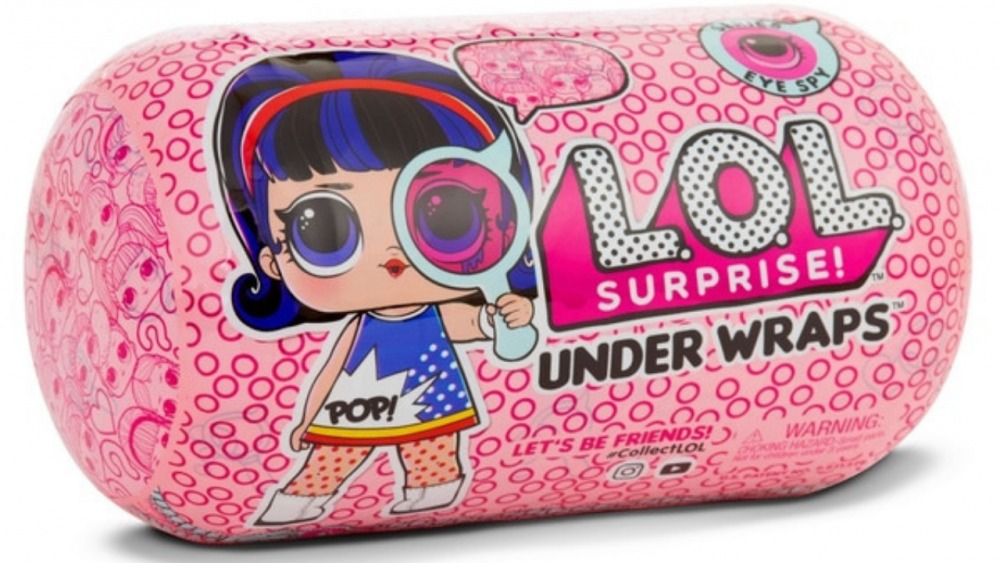 L.O.L. Surprise Eye Spy Under Wraps | Winactie!