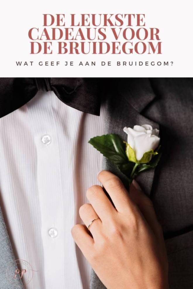 de leukste cadeaus voor de bruidegom - 10x De allerleukste cadeaus voor de bruidegom