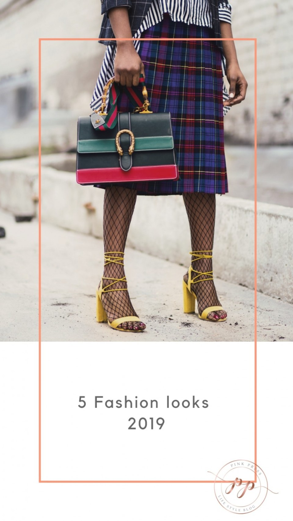 5 fashion looks 2019 - 5 Fashion looks voor lente 2019