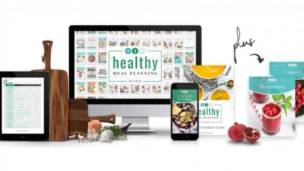 Lekker en gezond eten doe je met 1000+ recepten en meal planning!