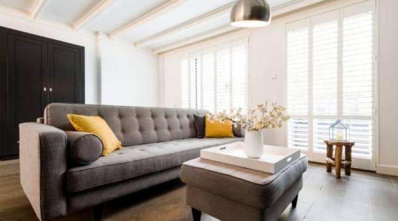 luxe woonkamer 1 - Zo geef je gemakkelijk een luxe uitstraling aan je interieur