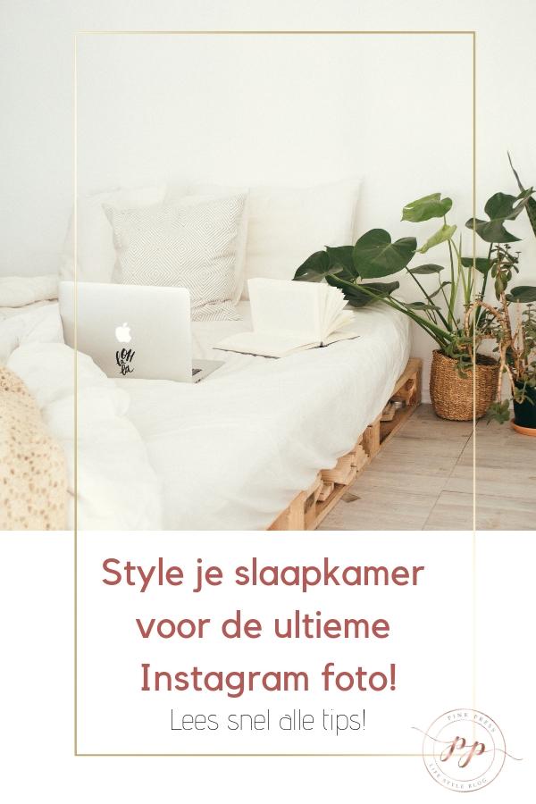 instagram styling tips - Style je slaapkamer voor de ultieme Instagram foto!