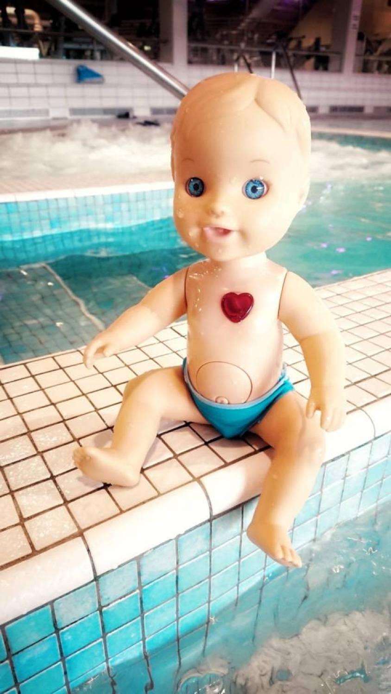 bobby vtech badpop 3 - Gezellig in bad met Bobby het vrolijke poppenmannetje uit de Little Love collectie!
