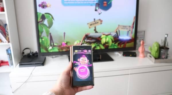 playlink - Gezellig gamen op de PS4 via de playlink op je telefoon!