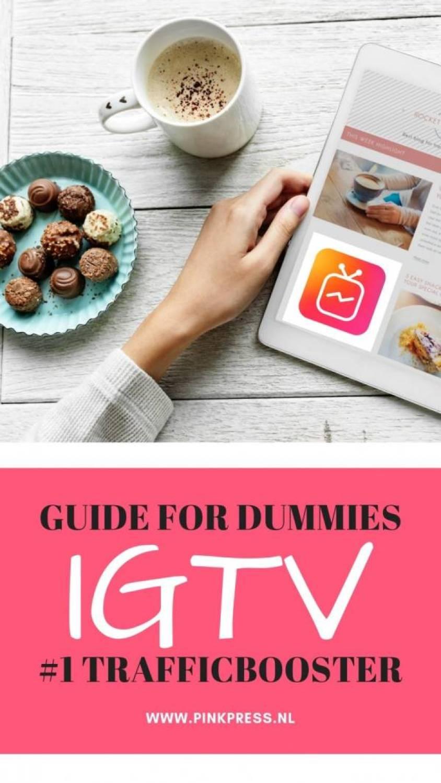 IGTV stappengids - To vlog or not to vlog | welkom op mijn IGTV kanaal!