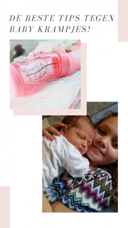 de beste tips tegen baby krampjes - Help mijn kleintje heeft krampjes!