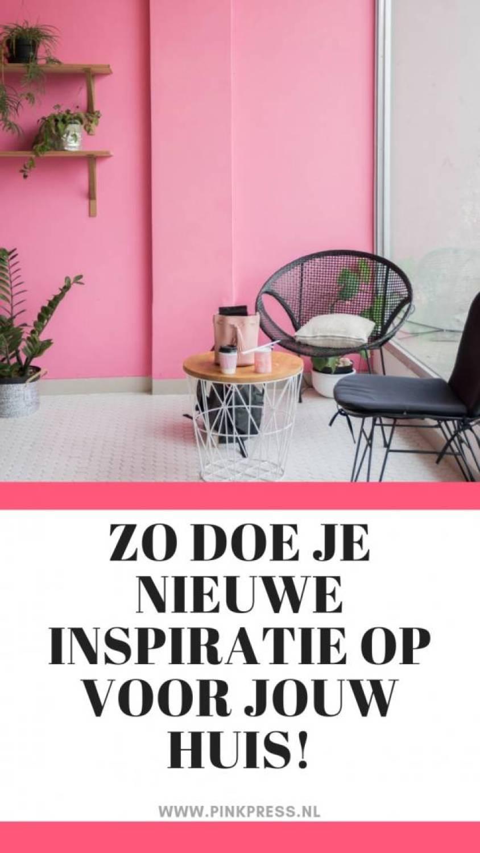 woon inspiratie - Zo doe je nieuwe inspiratie op voor jouw huis!