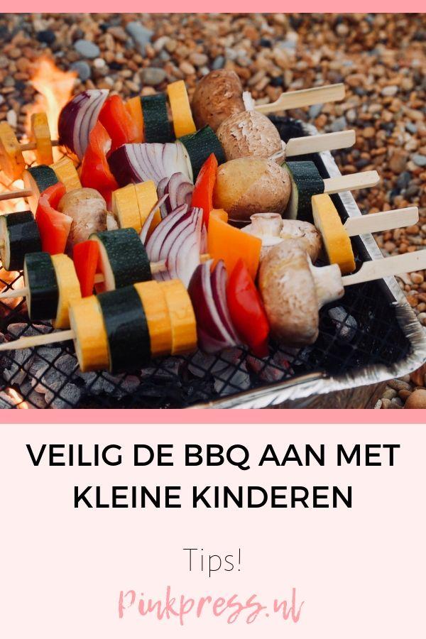 veilig de bbq aan met kleine kinderen - Veilig de BBQ aan met kleine kinderen!