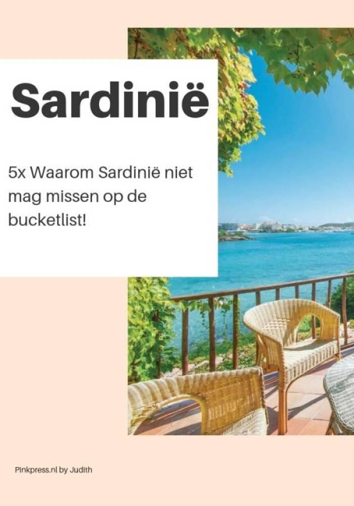 5x Waarom Sardinia niet mag missen op de bucketlist - 5x Waarom Sardinië niet mag missen op de bucketlist!