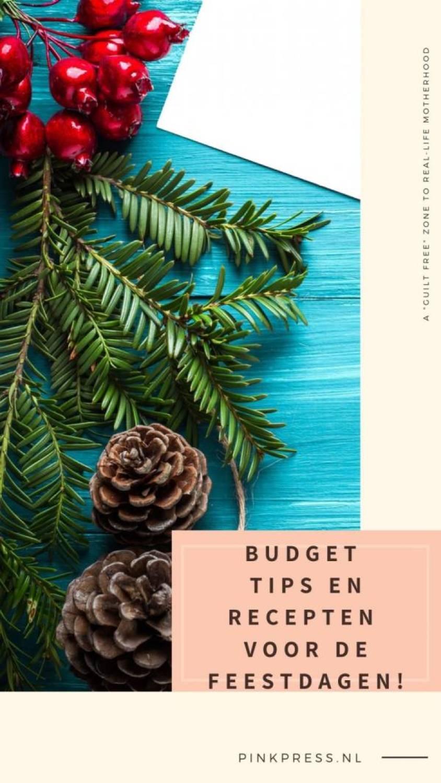 budget tips en recepten - De allerleukste feestdagen budget tips