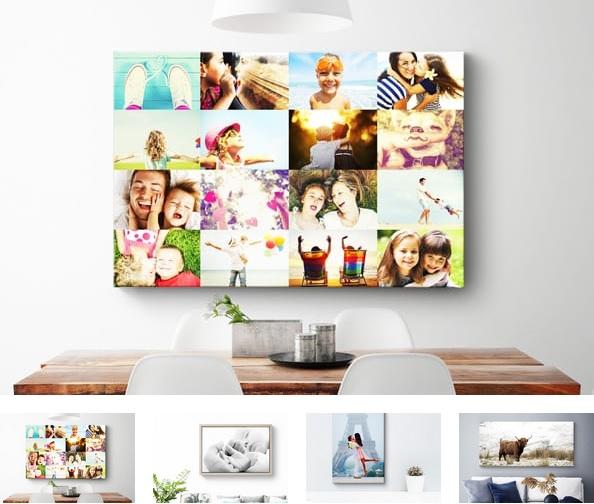 canvas - Waar moet je op letten bij de aanschaf van een fotoopcanvas?