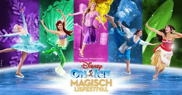 disneyonice - Winactie | Disney On Ice presenteert Magisch IJsfestival