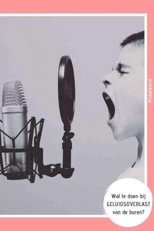 Wat te doen tegen geluidsoverlast - Doe even rustig, denk aan de buren!