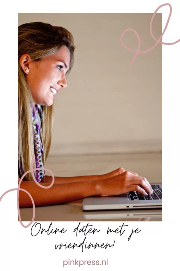 Daten met je vrienden, vriendinnen en familie doen we online