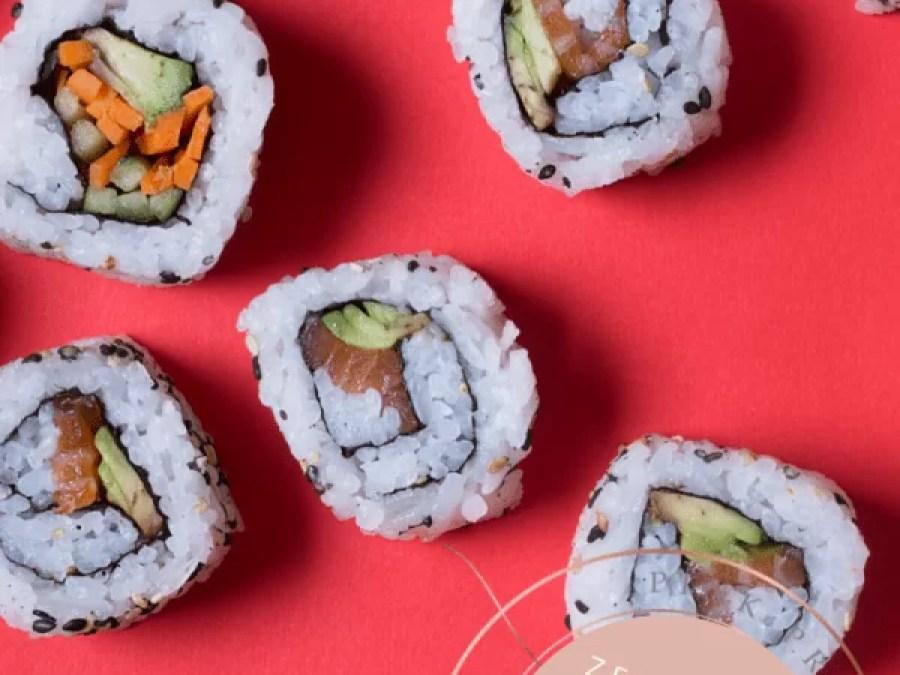 Zelf sushi maken is makkelijker dan je denkt