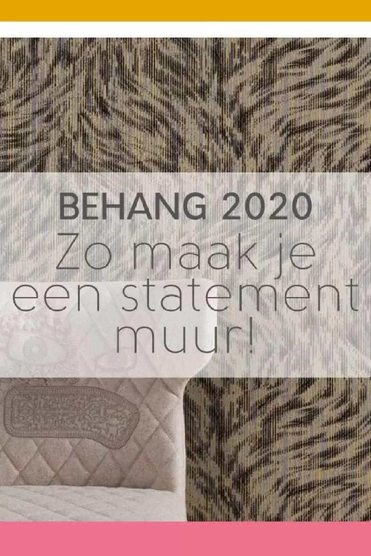 behang 2020