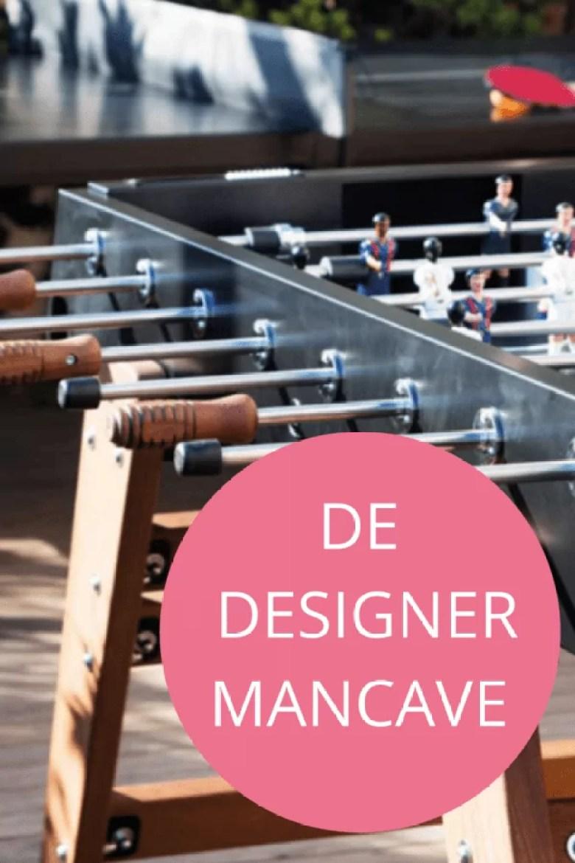 design voor mannen