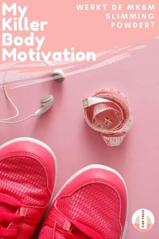 My Killer Body Motivation