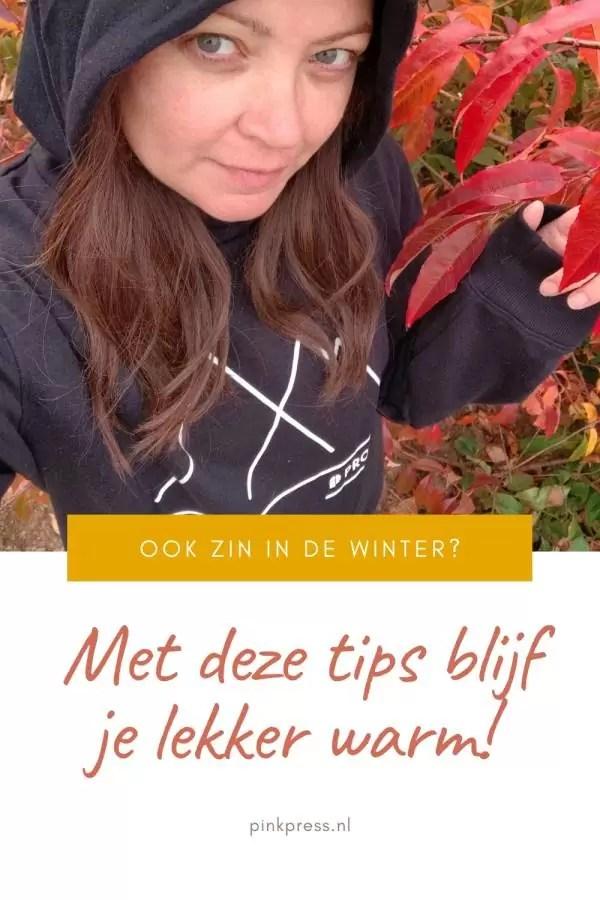 Met deze tips blijf je lekker warm deze winter