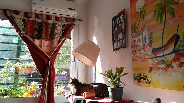 licht in huis
