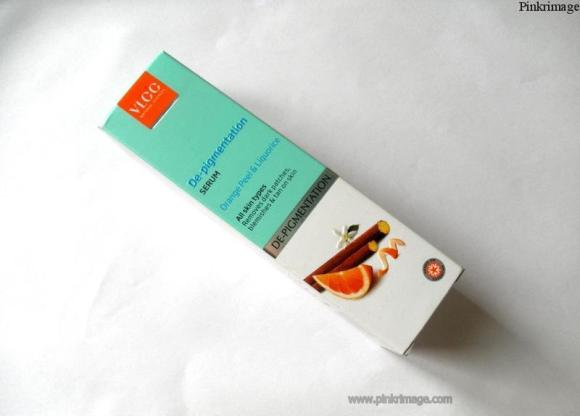 VLCC Depigmentation Serum-Review
