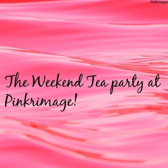 Pinkrimage Weekend Tea party Part 3