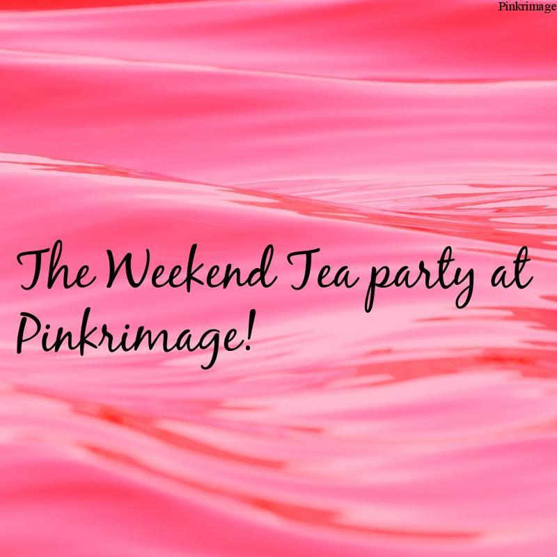 Pinkrimage Weekend Tea Party- Part 4